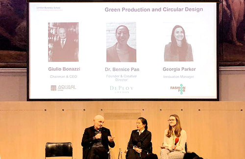 TALKING CIRCULAR DESIGN: Annual Retail & Luxury Goods Conference by London Business School