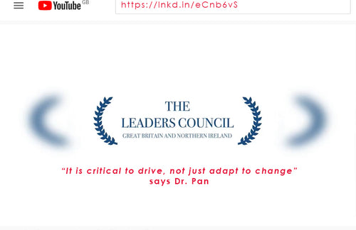 Bernice Speaks in Leaders Council Podcast