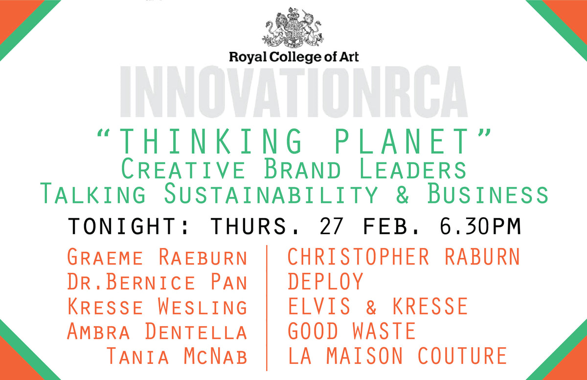 INNOVATION RCA: LEADING BRANDS TALK SUSTAINABILITY & BUSINESS