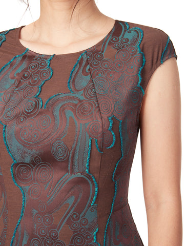 B010_SOLIDAGO_Sleeveless Fitted Top