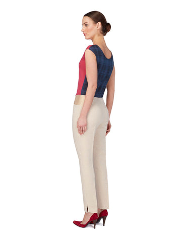 T026 | PAMPAS Fitted Trousers