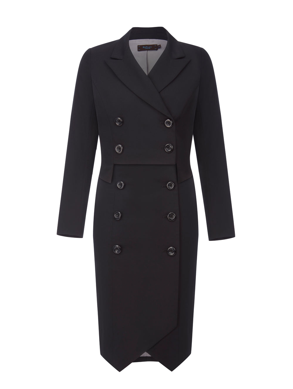 J027L_ABACUS_Multiway Three Piece Dress Coat