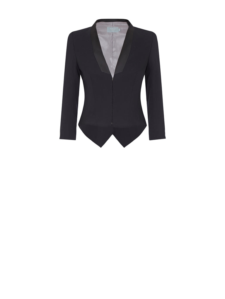 J049 _ PILASTER _ Jacket _ Black