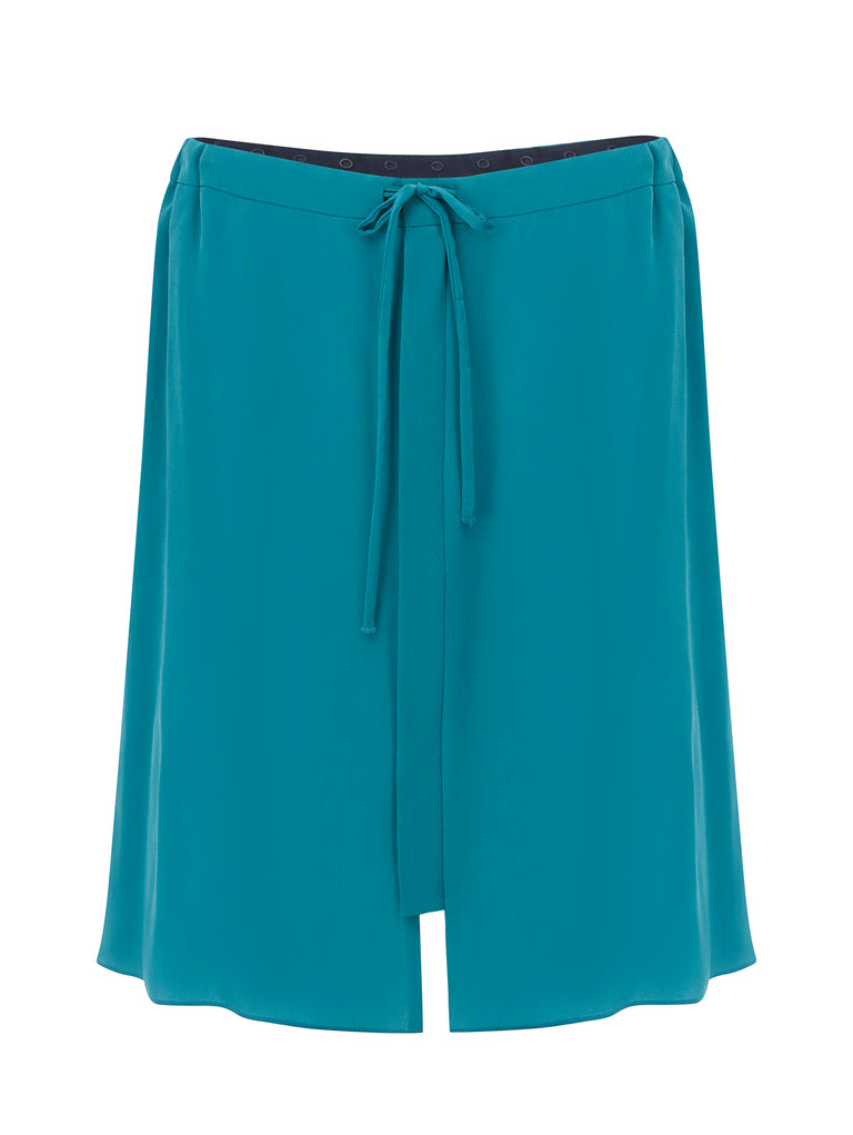 J063B_FLUME_3-Way Silk Shift_Atlantic Teal