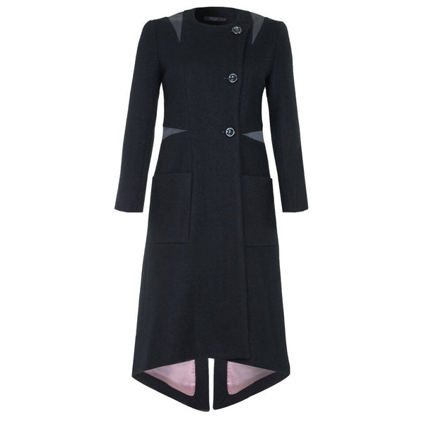 J099L _ JOLIE_ Winter Tailcoat