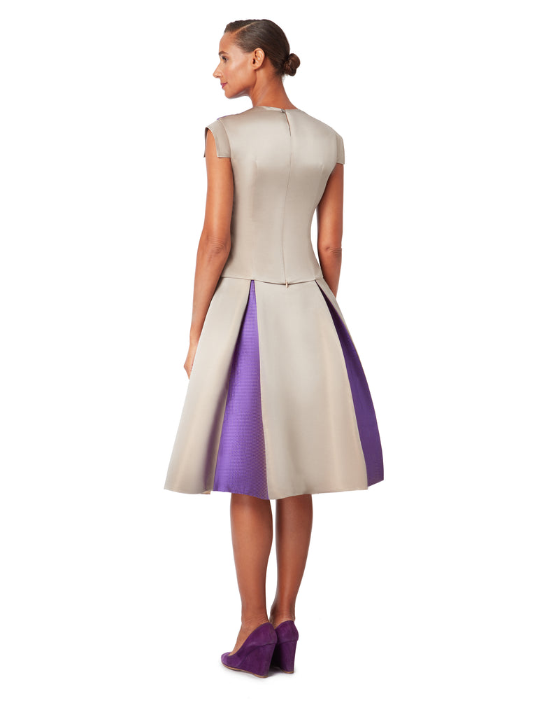 S054_BLOOM_Paneled Full Skirt