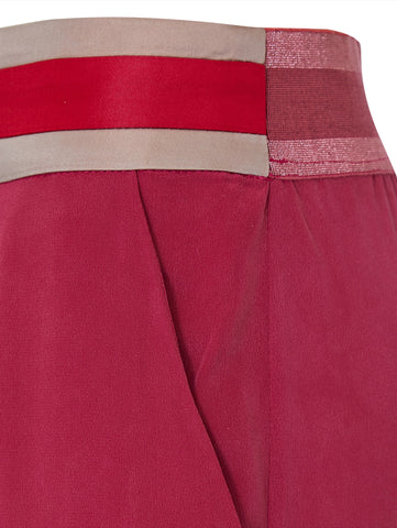 T001_BARCHAN Silk Trousers_Cerise