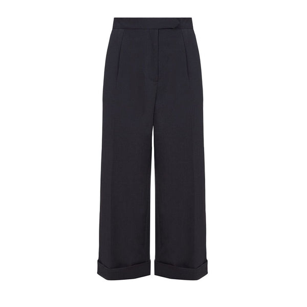 T018S _ SUSANNE _ Suiting Palazzo Pant