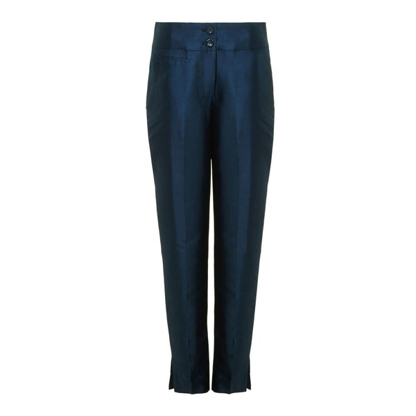 T024 _ SUZIE_ Tapered Cropped Pant