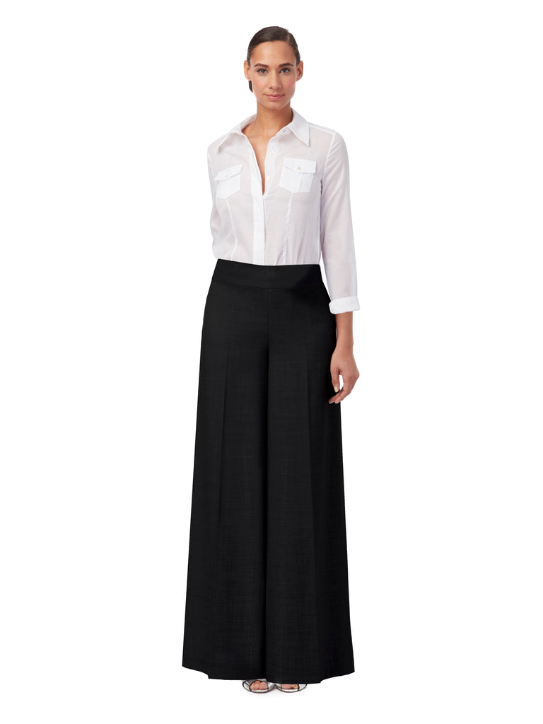T025 _ SPIRE _ Classic Palazzo Pant