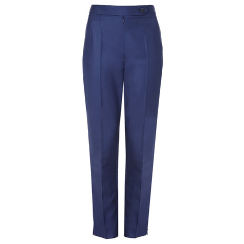 T037 _ PILASTER _ Tapered Suiting Trousers