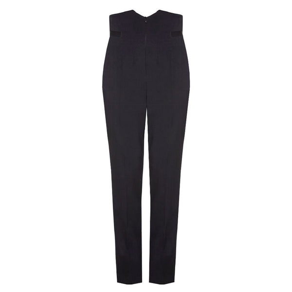 T042 _ INGRID _ High-Waist Trousers