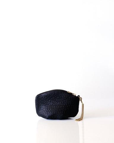Pochette w. Sheer Ring | Bone