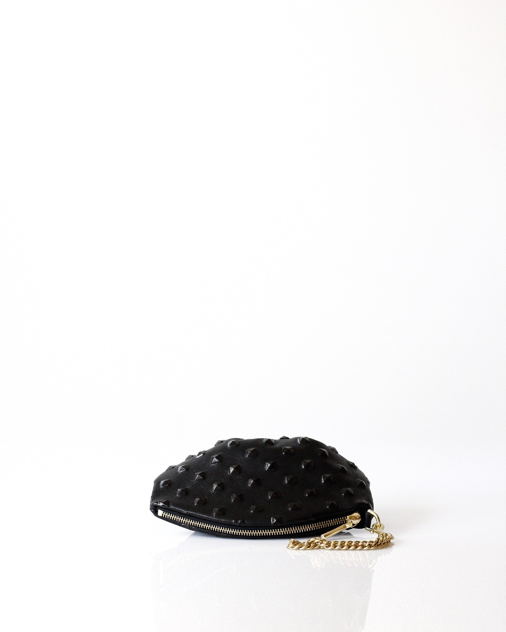m Pochette | BLK Studded - OPELLE bag opelle handbag opellecreative