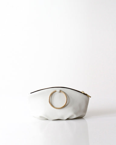 m Pochette Horn Ring | Wildflower Glaze