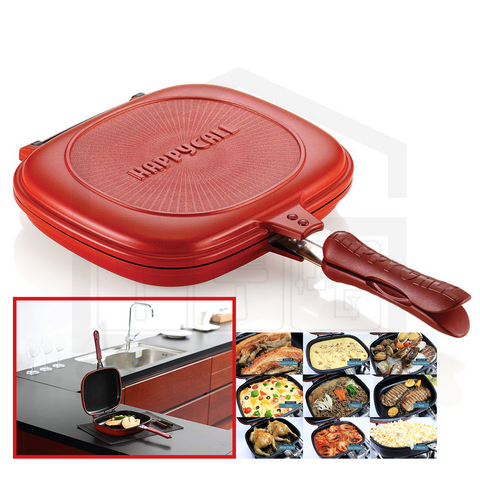 (SIESTAH) DOUBLE SIDED NON-STICK PAN PROMO