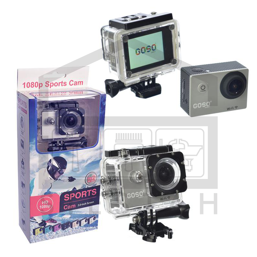 (SIESTAH) Waterproof Action Camera