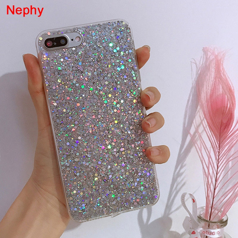 premium selection 2d81a a526f glitter case