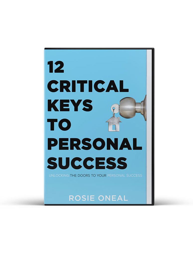 12 Critical Keys to Personal Success