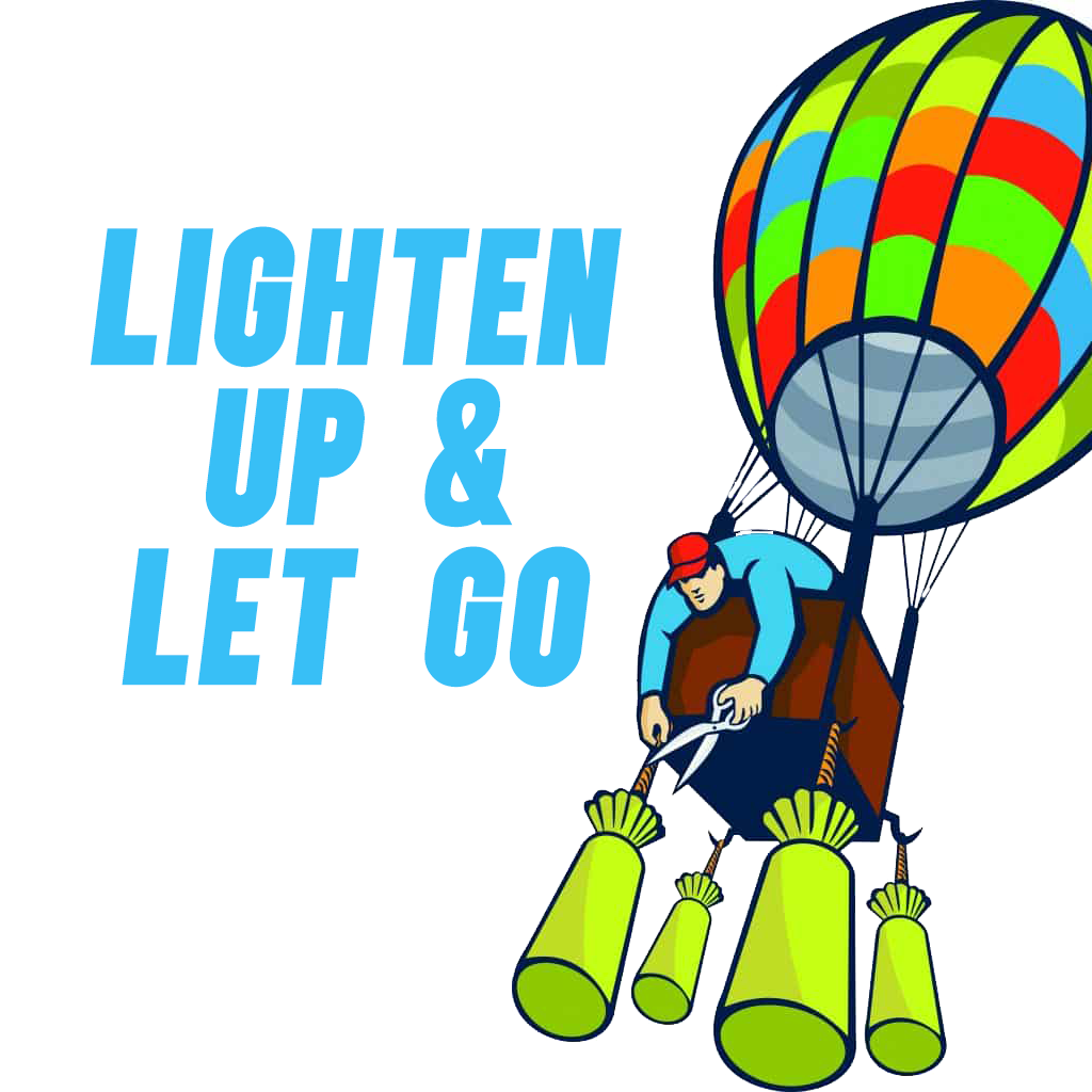 Lighten Up and Let Go - MP3 Download