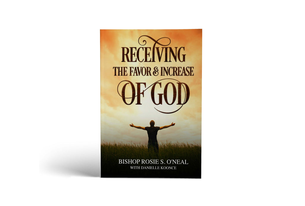 Receiving the Favor & Increase of God w/ Danielle Koonce