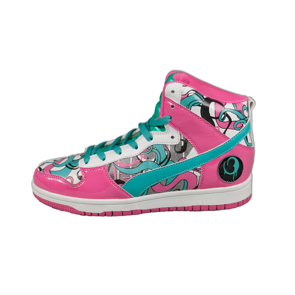 Ribbon Hi-Top
