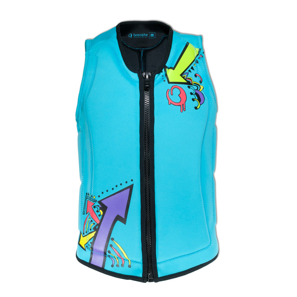 Vallejo Zip Comp Vest