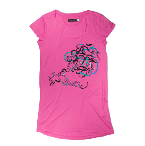 Ribbon Pink T-Shirt
