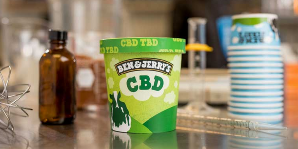 Ben & Jerry's & CBD? Perhaps? Maybe?