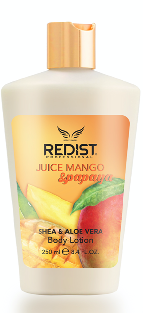 Lotiune de corp Juice Mango & Papaya Redist 250 ml - Redist