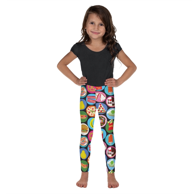 Foodie Kid's Leggings