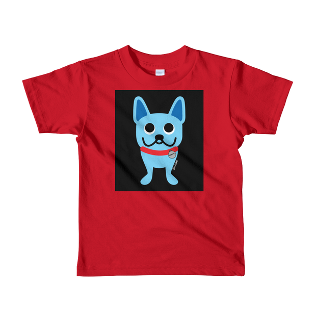 Frenchie Short sleeve kids t-shirt