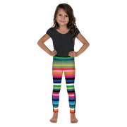 Jelly Bean Stripe Kid's Leggings