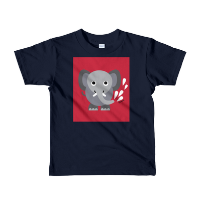 Elephant Short sleeve kids t-shirt