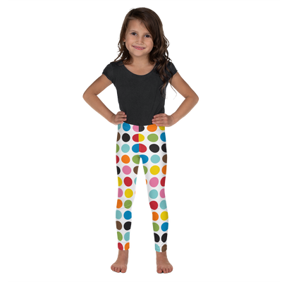 Multidot Kid's Leggings