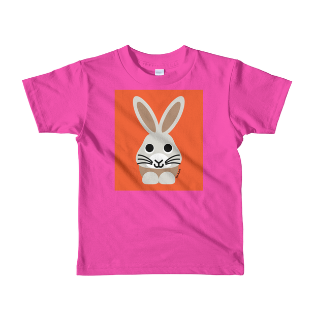 Bunny Short sleeve kids t-shirt