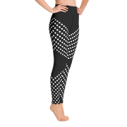 Vee Dot Yoga Leggings
