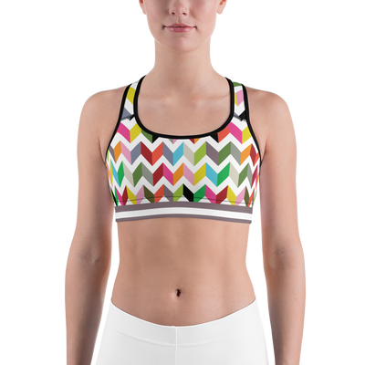 Ziggy Racer Back Sports bra