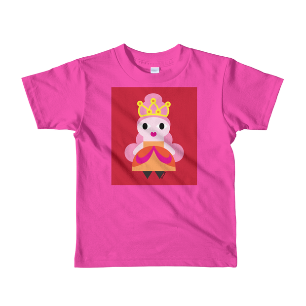 Princess Short sleeve kids t-shirt