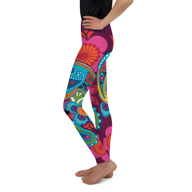 Raj Girl's Leggings