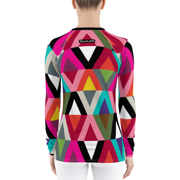 Viva Long Sleeve Rash Guard