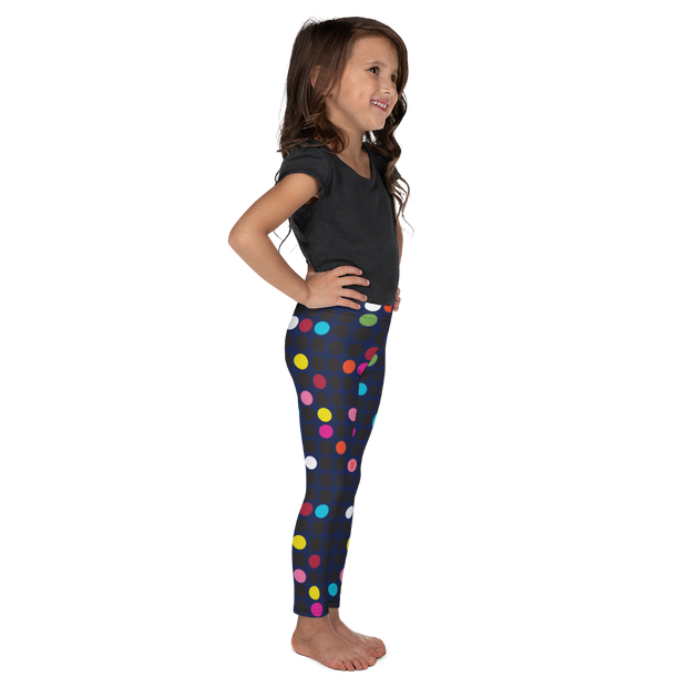 Dotty Night Kid's Leggings