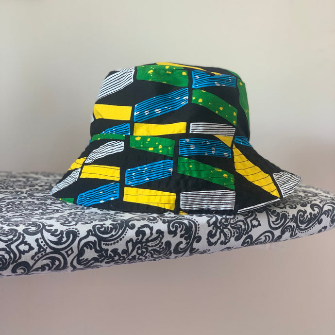 OMO BUCKET HAT #DELTA