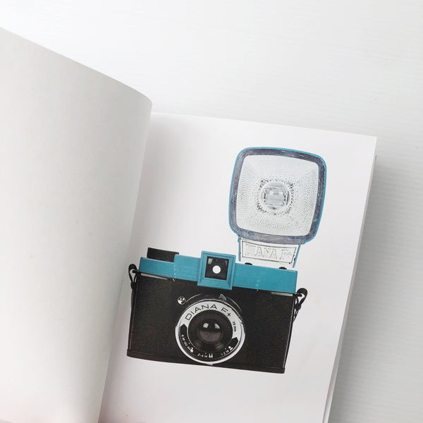 DIANA F+ LOMOGRAPHY BOOK