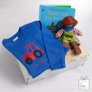 Tractor Mad Gift-set | The Baby Gifting Co