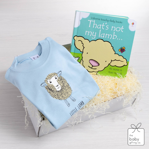 Little Lamb Gift Set | The Baby Gifting Co