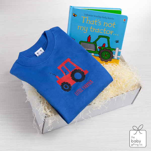 Little Farmer Gift Set - the baby gifting co