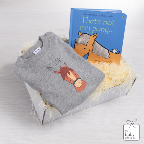 Little Horse Gift Set | The Baby Gifting Co