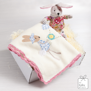 Little Bunny Blanket Gift Set | The Baby Gifting Co