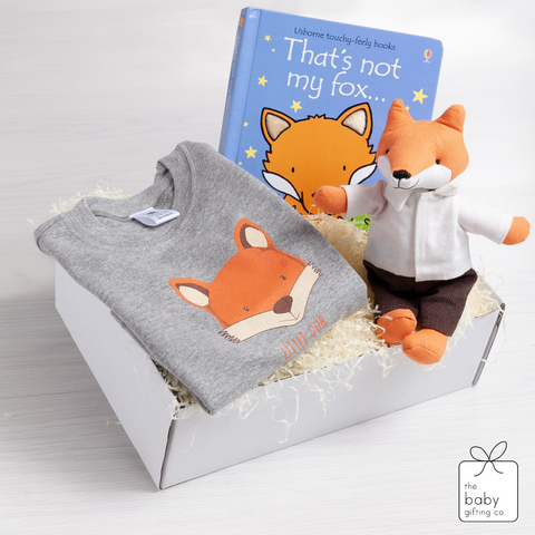 Little Cub T-Shirt Gift-Set | The Baby Gifting Co